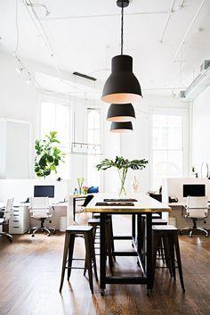 Heavenly Office Design - Lulu Frost Jewelry Studio