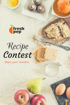 "It's GIVEAWAY TIME! Recipe Contest - We're giving away three Ingredients(only from the recipe posted here & ingredients limited to one serving) of your choice to three winners. Interested in sharing your recipes?? Gear up!! Post your favorite recipes here and help others know your secret tips. It might be the one you created or something that you read somewhere. Three best recipes will be rewarded. To Enter: ""Like"" our page and Post your favorite recipes here for us."