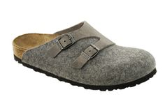 I might look like a hippie, but I love my  Birkenstocks. I need this grey pair!!