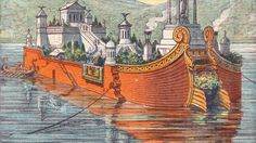 Party Barge, Italy Culture, Pax Romana, Roman Soldiers, Diving Equipment, Fantasy Armor, Visit Italy, High Fantasy, Roman Empire