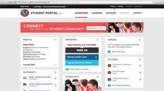 How To Manage Your Profile In The Ashworth College-JMHS Student Portal