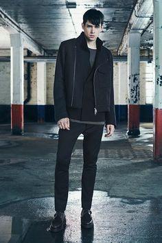 AllSaints Fall-Winter 2014 Men's Collection Photos | GQ