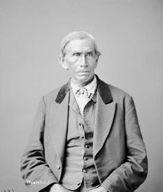 Matthew Mud Eater - Huron/Wyandot -1875   This is my mothers great uncle on her mother's side.