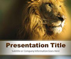 Strength #PowerPoint #template
