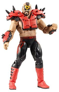 WWE Elite Collection Series # 30 Animal Figure by Mattel [parallel import goods]. It's shipped off from Japan. The Road Warriors, Sepia Color, Wwe Toys, Wwe Action Figures, Wwe Elite, Mattel, Educational Games For Kids, Thing 1, Classic Toys