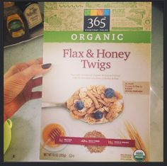 High Fiber / Low Sugar Cereal