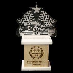trofeo personalizado