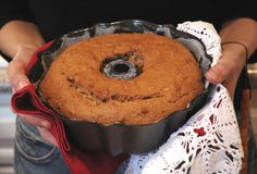 SAINT PHANOURIOS'S CAKE RECIPE Bake this cake in honor of Phanourious, the patron saint of lost objects, and you just might find something you never knew was missing. Greek Sweets, Greek Desserts, Greek Recipes, No Bake Desserts, Vegan Recipes, Cooking Recipes, Greek Cake, Greek Cookies, Cake Recipes
