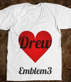 Emblem3 - Drew Chadwick - The California Dream