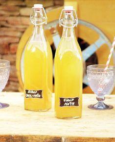 Marocký zázrak: bylinkové kuře s kuskusem – CULINA BOTANICA Home Canning, Food To Make, Smoothies, Water Bottle, Food And Drink, Vegetarian, Herbs, Homemade, Drinks