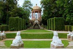Schwetzingen Palace garden ~ Baden-Württemberg ~ Germany