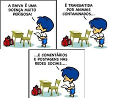 Armandinho e o facebook