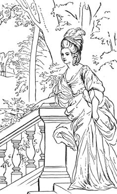 Adult Coloring Page.