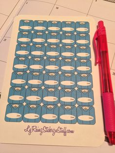 35 Weight Trackers Stickers~ Blue (Scales) For Passion Planner, Erin Condren by LyRainzStickrzNStuff on Etsy