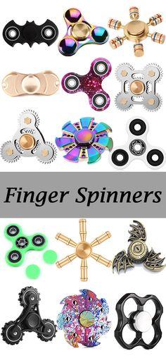 Rainbow Triangle Gyro Fidget Finger Spinner