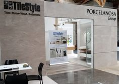 TileStyle and Porcelanosa Exhibit at House 2017