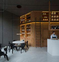 Barton Restaurant by Isabel Lopez Vilalta & Magui Gonzalez // Barcelona, Spain.