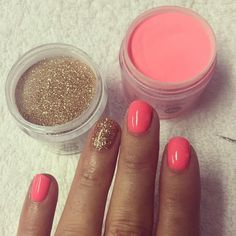 Revel Nail Dip Powder de desconto no cupom - The 100 best photographs ever taken without photoshop Dip Nail Colors, Sns Nails Colors, Spring Nail Colors, Fancy Nails, Cute Nails, My Nails, Shellac Nails, Nail Nail, Pretty Nails