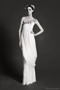 Temperley London Wedding Dresses 2011 | Wedding Inspirasi