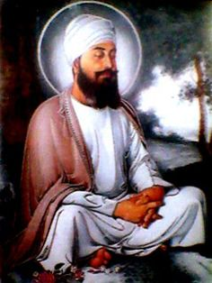 The 9th Guru was a gentle holy man who loved to meditate in nature. His name was Guru Teg Bahadur. Many people in distant lands loved the Guru and deeply wanted to see and listen to him. Guru Tegh Bahadur felt their love and with that love in his heart he went to meet them. He traveled very far to many places Guru Tegh Bahadur, Gurbani Quotes, His Travel, God First, Romantic Quotes, In A Heartbeat, Mona Lisa, Meditation, Heart Beat