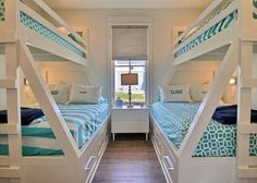 """Welcome to our home away from home on Mustang Island! La Ola, meaning ""The Wave,"" is a great luxury contemporary addition to the Cinnamon Shore community Cool Kids Rooms, Building For Kids, Vacation Home Rentals, Amazing Spaces, Dream House Plans, House Rooms, Interiores Design, Decoration, Bunk Beds"