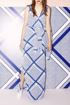 #sassandbide | THE GREATER GOOD #resort collection | shop THE FACE dress