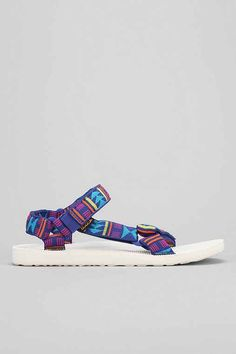 UO X Teva Original Sandal (UO X Teva sandals are PERFECT. I want another pair - EO)