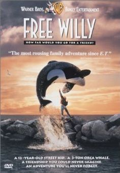 Free Willy (1993). Please check out my website thanks. www.photopix.co.nz
