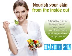 March - Nourish your skin from the inside out Skin Center, Healthy Skin Tips, Fresh Fruits And Vegetables, Beauty Quotes, Inside Out, Organic Skin Care, Skin Care Tips, Your Skin, Did You Know