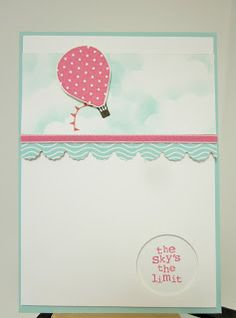 Up, Up and Away by Stampin' up!