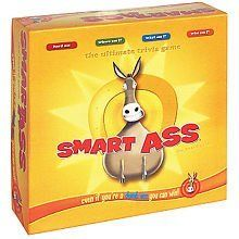 Smart Ass by University  Games,