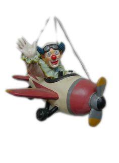 """CW030 Clown """"Airplane"""""""