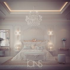 Bedroom design - by IONS DESIGN