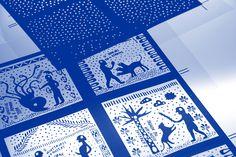 Illustrations from Ancient Greek Mythology on Behance Ancient Myths, Ancient Greek, Nemean Lion, Motion 5, Small Wooden Boxes, The Minotaur, Cerberus, Greek Mythology, Book Cover Design