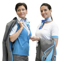 Air Dolomiti introduces new flight attendant uniforms -2013