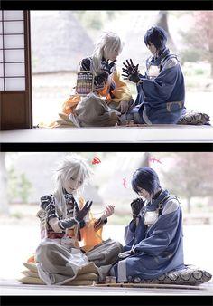 kuryu Mikazuki Munechika Cosplay Photo