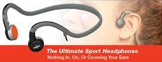 AfterShokz Sport Bone Conduction Headphones