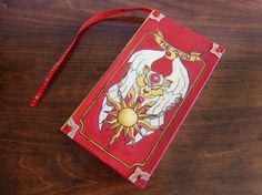 Cardcaptor Sakura 'Book of Clow' Painted Journal/Sketchbook