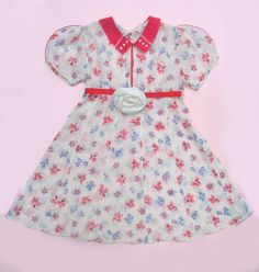 1940's Toddler Dress