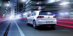 The VW Golf GTE is a plug-in hybrid version of the Golf hatchback