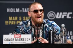Conor McGregor Looks Like A Full Blown Welterweight Right Now