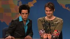 Saturday Night Live: Weekend Update: Stefon and Zoolander (Video)