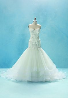 Cinderella inspired- Alfred Angelo
