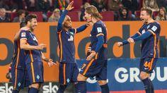 Live-Ticker zum Bundesliga-Spiel FC Augsburg gegen Werder Bremen