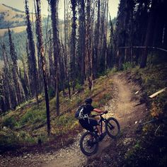 Montana Mountain Bikers Lose Access to Another 180 Miles of Singletrack