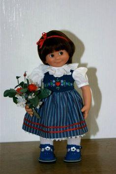 Коллекционные куклы-карапузы от Rosemarie Anna Muller - Wichtel