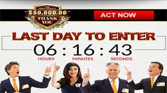 Instant Win Sweepstakes, Online Sweepstakes, Money Sweepstakes, Game Show Network, Pch Dream Home, Lotto Games, Win For Life, Diana Williams, Publisher Clearing House