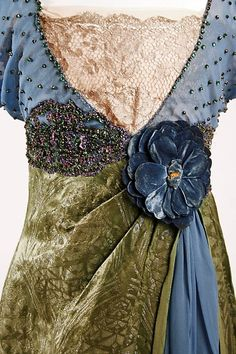 belaquadros:   Evening Dress  1913-1914