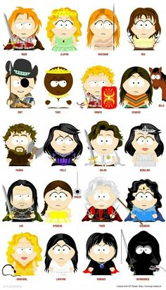 WoT characters