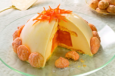 Orange Bavarian - Bavarese all'arancia - La Cucina Italiana: ricette, news, chef, storie in cucina